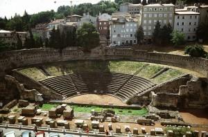 TeatroRomano-anni-80