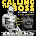 Trieste Calling The Boss 2017